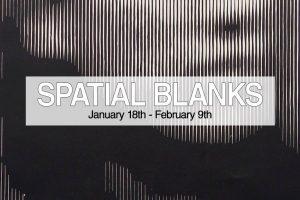 spatial blanks